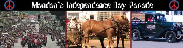 Mandan 4th of July Parade