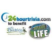 24 Hours of Trivia for St Baldricks Foundation