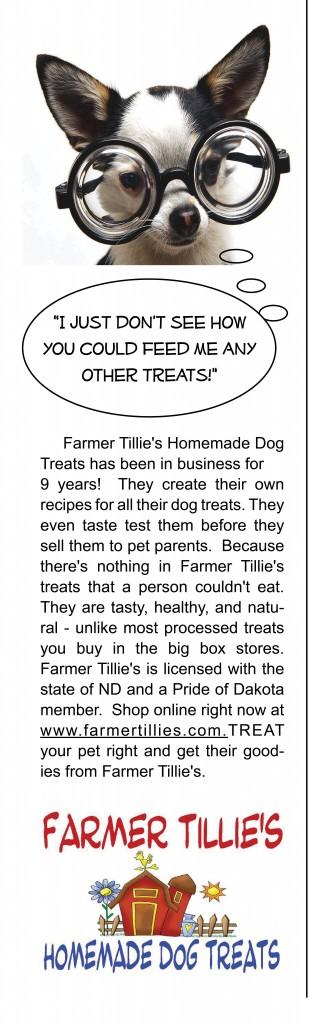 Farmer Tillies Dog Treats