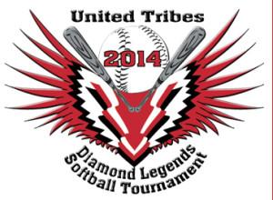 united tribes diamond legends softball tournament